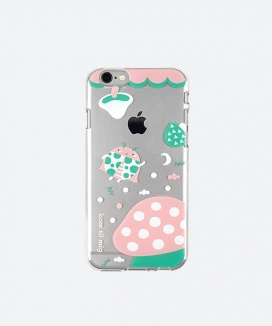 [kom til mig] CHIC'S WONDERLAND JELLY CASE