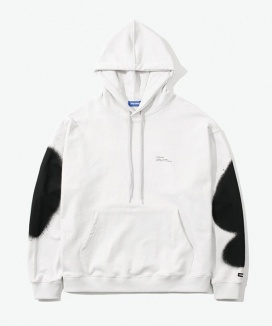 [LAYER UNION] LSA SPRAY OVER HOODIE