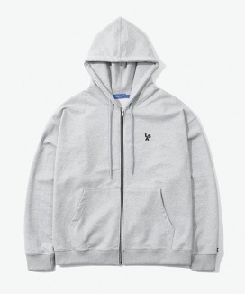 [LAYER UNION] LSA ZIP UP OVER HOODIE