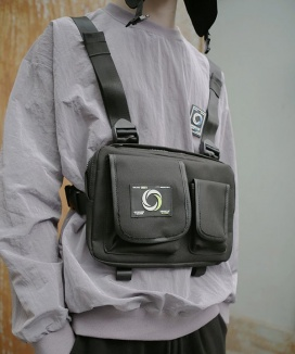 [APPARELXIT] UNISEX FRONT CHESTER BAG