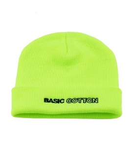 [BASIC COTTON] basic beanie