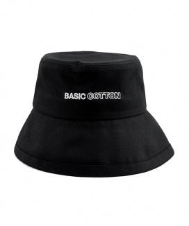 [BASIC COTTON] basic bucket hat