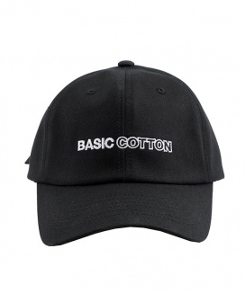 [BASIC COTTON] basic cap