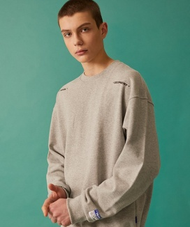 [TRAVEL] MARK SWEATSHIRT