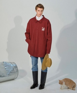[TRUNK PROJECT] Loose Fit Trench Shirts