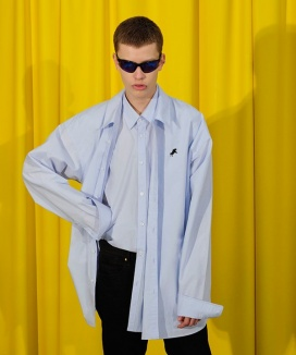 [TRUNK PROJECT] Double Layered Shirts