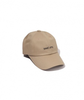 [ABOUT CITY] SOUL CITY BALLCAP