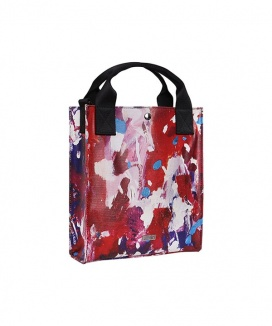 [ulkin] UL:KIN ARTISTIC MINI CROSS-TOTE BAG_JENNI