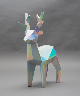 [DECOPOLY] holographic deer