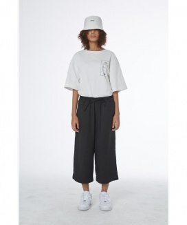 [OOD] UNISEX_WIDE-FIT MAXI BANDING PANTS