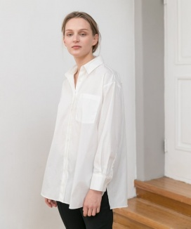 [YouNess] Y3 Organic Basic Shirt
