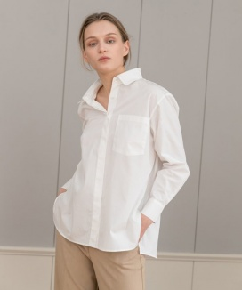 [YouNess] Y2 Organic Basic Shirt