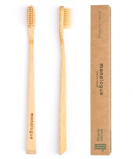 [monologue] Bamboo toothbrush