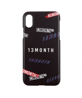 [13month] MULTI LOGO IPHONE CASE