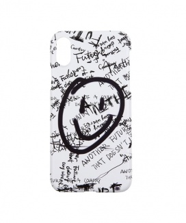 [13month] SMILE GRAFFITI IPHONE CASE