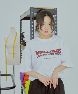 [UMM] UMM PROJECT TEAM 1/2 T-SHIRTS