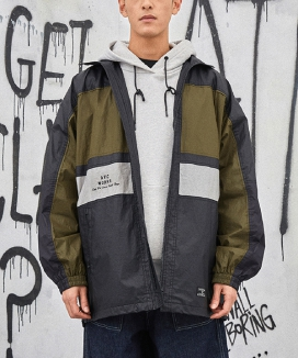 [OVERCAST] OVC Tricolor Jacket