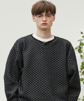 [replaycontainer] dia pattern knit