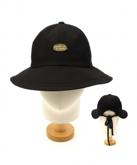 [UNIVERSAL CHEMISTRY] GDMT Backopen Black Bucket Hat