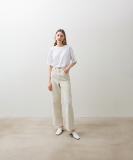 [NONLOCAL] Comfy Denim Pants