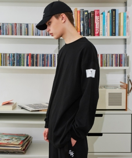 [DRUG WITHOUT SIDE EFFECT] STS1 DWS Patch Strap Long Sleeve