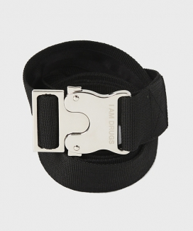 [DRUG WITHOUT SIDE EFFECT] SAC1 IAM DWS Slim Buckle Belt