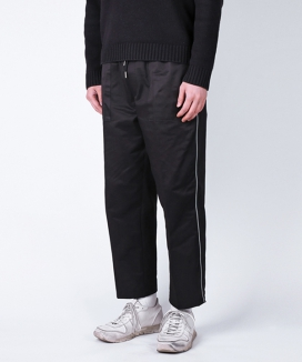 [S SY] REFLECTION LINE WIDE PANTS
