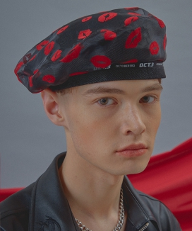 [Oct.3] Kissmark Tears Beret