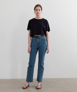 [NOTA] SEASONLESS PIPE DENIM