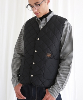 [NEW:KIT] SAVE EDITION QUILTING VEST