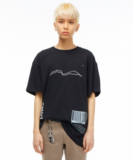 [THE GREATEST] GT19SS04 LINE T-SHIRTS