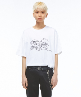 [THE GREATEST] GT19SS06 LINE T-SHIRTS