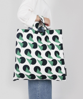 [dropdropdrop] TADPOLE, BIG TOTE BAG