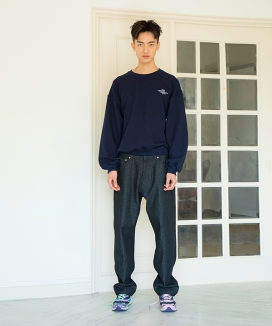 [XYZ] Unisex Washing Denim