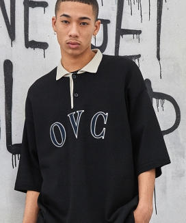 [OVERCAST] OVC Polo Sweater