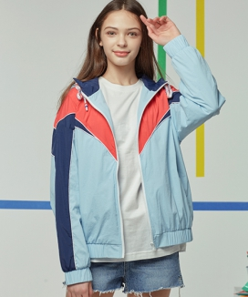 [motivestreet] NEWTRO COLOR LINE TRACK JACKET