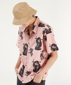 [SSRL®] royal hawaiian shirt
