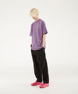 [SSRL®] wide fatigue pants