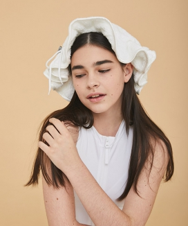 [COOL ENOUGH STUDIO] THE HAIR CAP