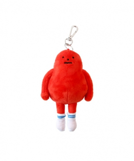 [Sticky Monster Lab] PLUSH DOLL - SML LIFE REDMON XS (KEY CHAIN)