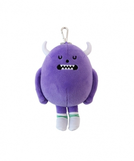 [Sticky Monster Lab] PLUSH DOLL - SML LIFE BIGMON XS (KEY CHAIN)