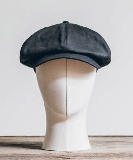 [WILD BRICKS] HBT COTTON NEWSBOY CAP