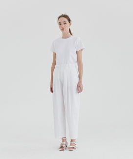[CURRENT] Two Tuck Pants