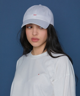 [SLOWACID] Small Logo Washing Cap