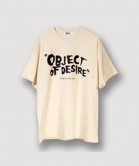 [OBJECT] OBJECT OF DESIRE T-SHIRT