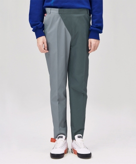 [LUVur] Carrot fit Chino Trousers