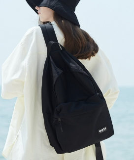 [ANOUTFIT] UNISEX CROSS OVER SLING BAG
