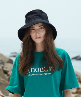 [ANOUTFIT] UNISEX OVER BUCKET HAT