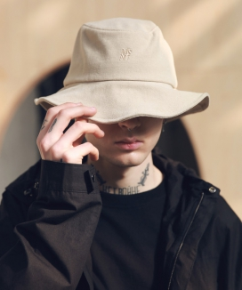 [MASSNOUN] MSNU BUCKET HAT MSNAC003
