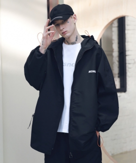 [MASSNOUN] SB STREET OVERSIZED RAINCOAT MSNCT001